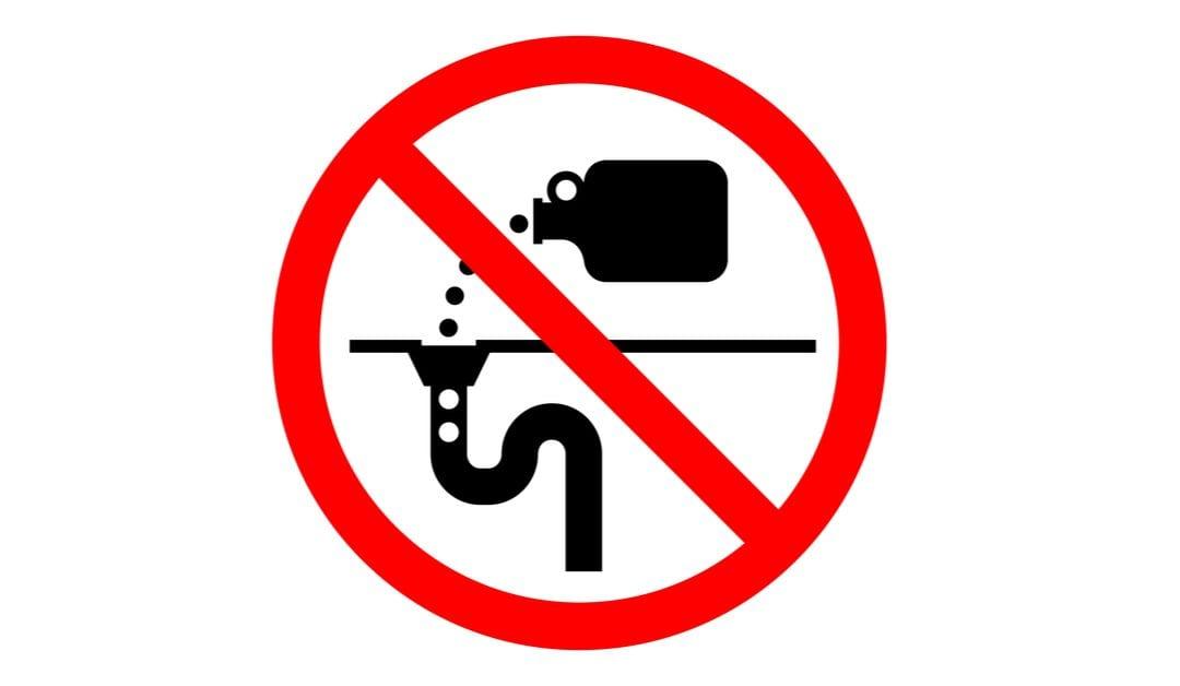 Stop! 7 Ways You Can Damage Your Plumbing