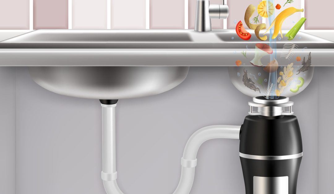 4 Common Garbage Disposal Problems and Solutions